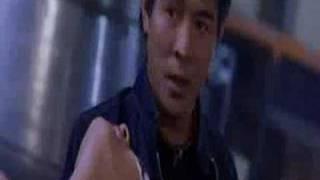 Jet Li Kung Fu Fighting