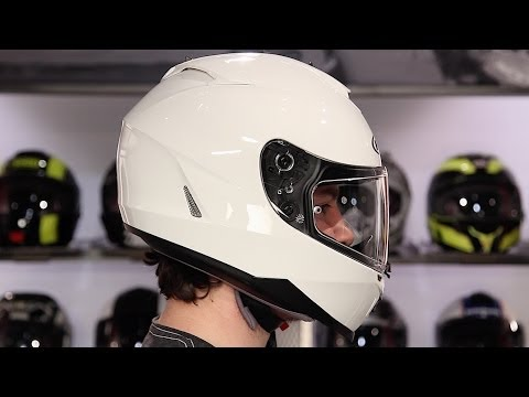 HJC IS-17 Helmet Review at RevZilla.com