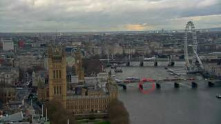 Video footage shows moment of London attack