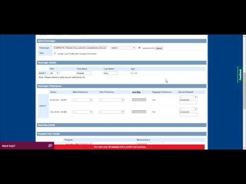 B2B Portal Demo Video in English