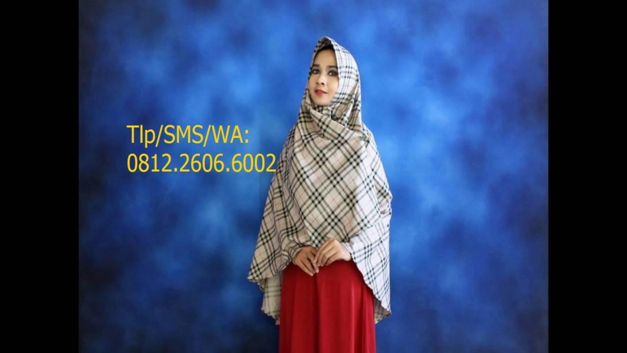 0812 2606 6002jual Jilbab Panjang Cantik Jilbab Panjang Modern