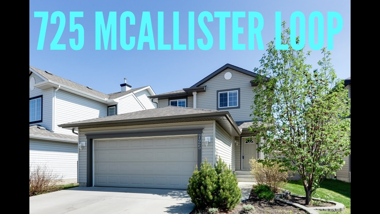 Edmonton Real Estate | 725 McAllister Loop | Macewan | Conrad ...