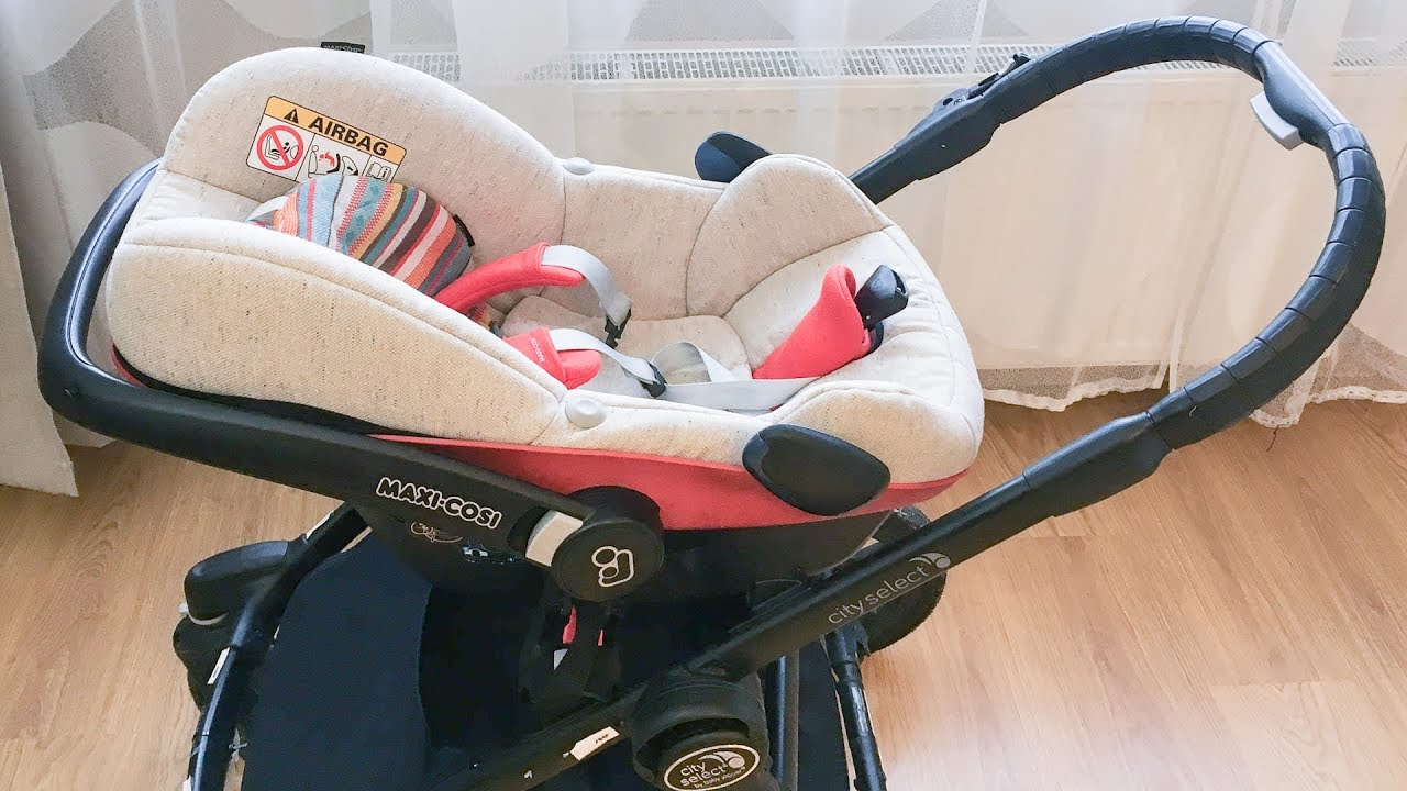 Graco Babyschale Adapter Adapter Maxi Cosi Pebble On Baby Jogger City Select Stroller