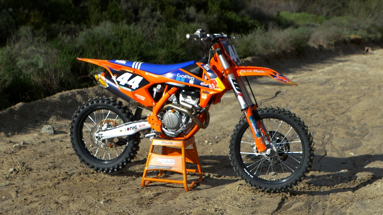 2018 ktm factory edition 250. modren 250 first ride ktm 250 sxf factory edition  motocross action magazine youtube inside 2018 ktm factory edition
