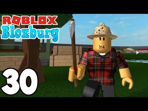 MY NEW JOB! | Roblox BLOXBURG | Ep.30