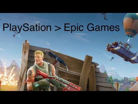 comment lier un compte ps4 a un compte epic games - compte epic fortnite ps4