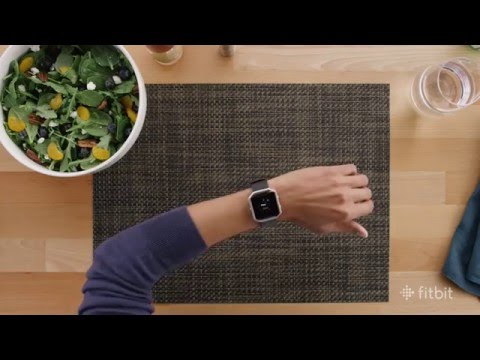 Fitbit Blaze: How To Check All-Day Activity Stats