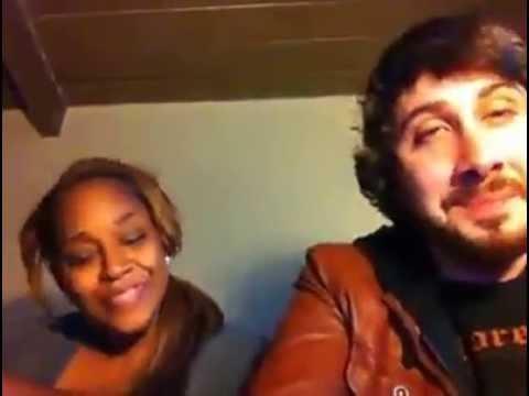 Avi Kaplan and Naomi Samilton - Aint No Sunshine (OPB Bill Withers)