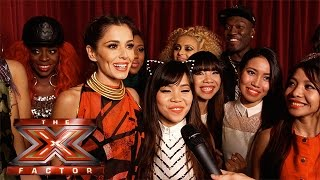 Simon & Cheryl reveal what we can expect from their acts! | The X Factor 2015