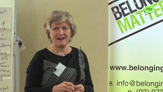 Self-Management and the NDIS - Marita Walker