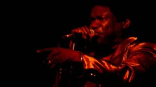 Charles Bradley -- Why Is It So Hard -- Live at Lee's Palace