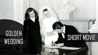Золотая свадьба, трогательно до слез | Видеограф Дмитрий Юдин