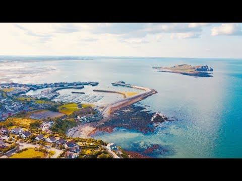 DRONIAMO HOWTH! IRLANDA • #travelVLOG56 (Dublino Ep.5)