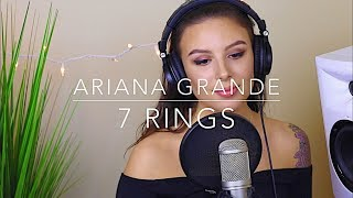 Ariana Grande - 7 rings - (Cover by Tima Dee)