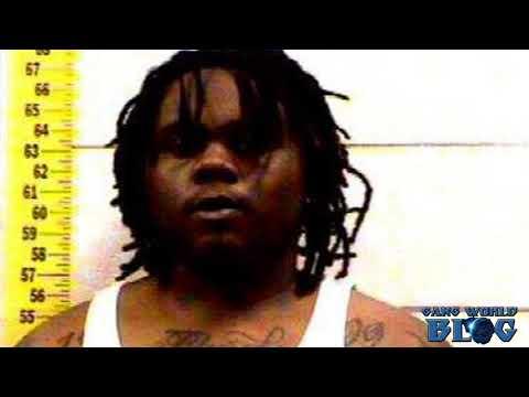 Black Gangster Disciple busted in Meridian (Mississippi)
