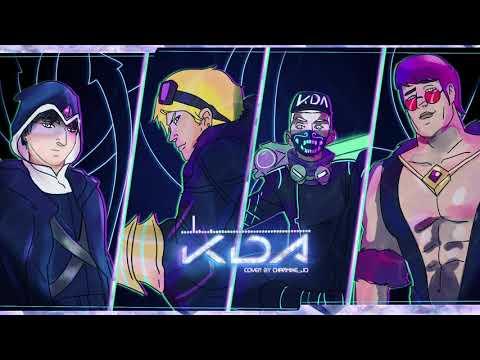 KDA - POPSTARS male cover by CharmingJo