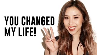 YOU CHANGED MY LIFE!