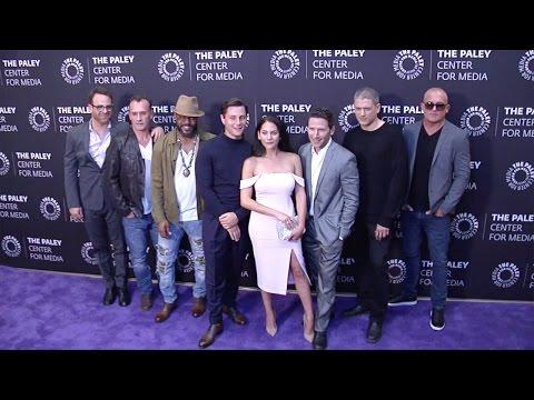 """Prison Break"" Cast 2017 PaleyLive LA Spring Season"