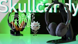 Skullcandy Riff Review - Better Than I Expected For $50