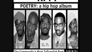 POETRY: a hip hop album -  K.P.  - 1 of 14  (Still Tippin)