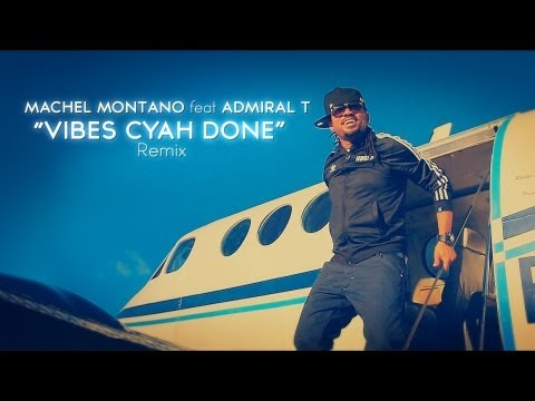 Machel Montano feat Admiral T - Vibes Cyah done remix - Don's collector 4