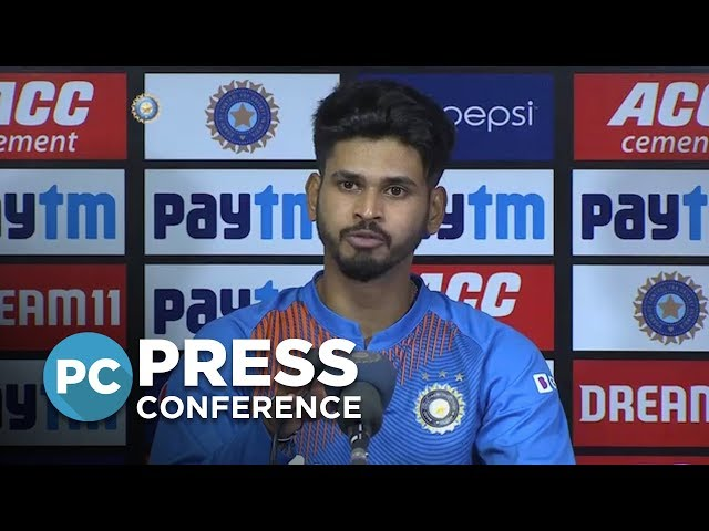 The over in which I hit three sixes changed the momentum - Shreyas Iyer