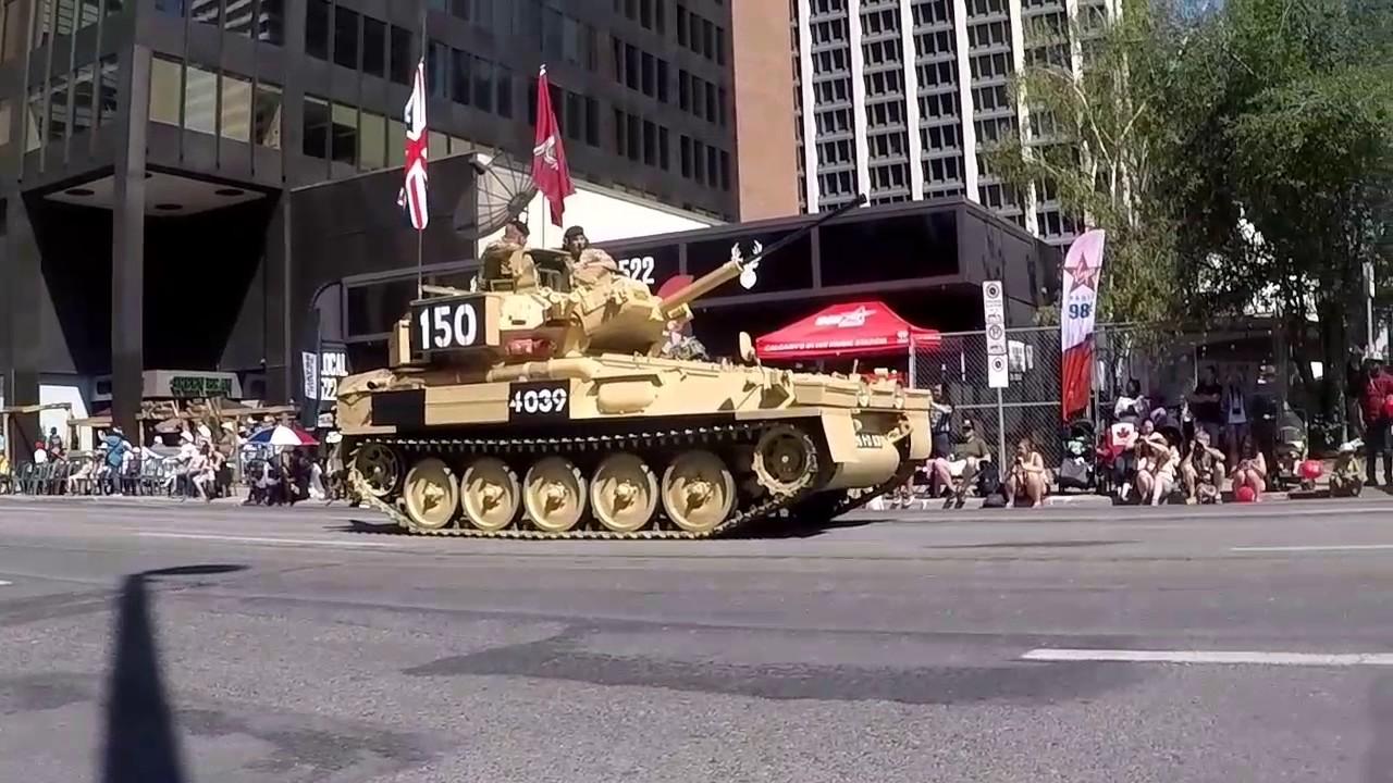Calgary Stampede Parade 2017 Youtube