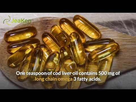 3 Amazing Refined Fish Oil Grades
