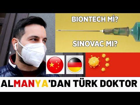 Alman 🇩🇪 BioNTech mi Çin 🇨🇳 Sinovac aşısı mı? 💉👨⚕️| Peki ya 3.Seçenek? | Kamera