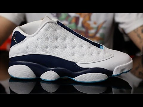 4f24cc07d7e Air Jordan 13 Retro Low  Hornets  - YouTube