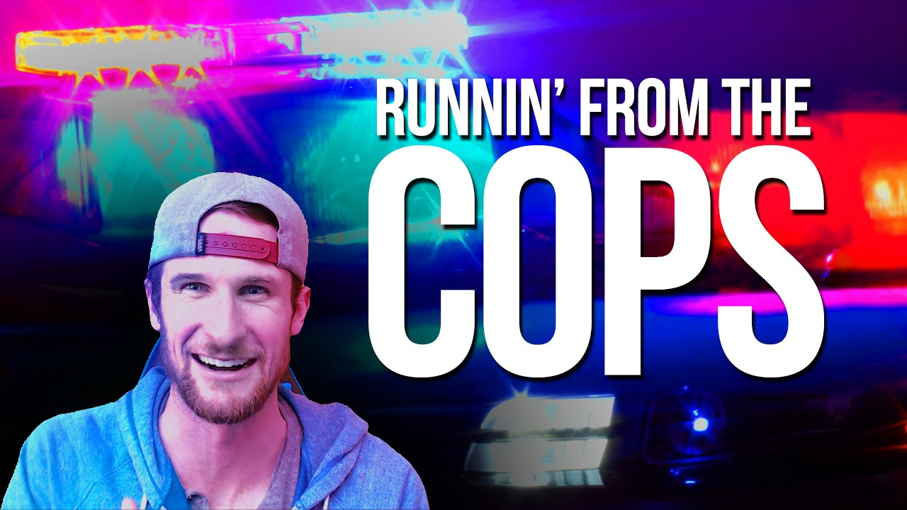 RUNNIN FROM THE COPS FUNNY STORY FROM HIGH SCHOOL