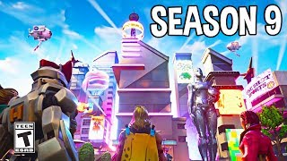 Fortnite Season 9 - Cinematic & Battle Pass Trailer!