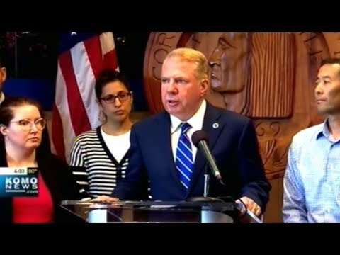 Growing Pressure On Seattle Mayor To Resign After More Evidence Of Molestation Surfaces