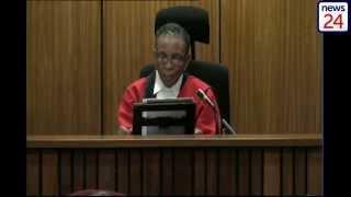 Watch Judge hand down Oscar Pistorius final verdict
