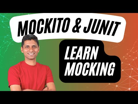 Mockito Tutorial - Mocking With Junit and Maven
