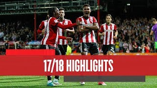 Match Highlights: Brentford v Bristol City