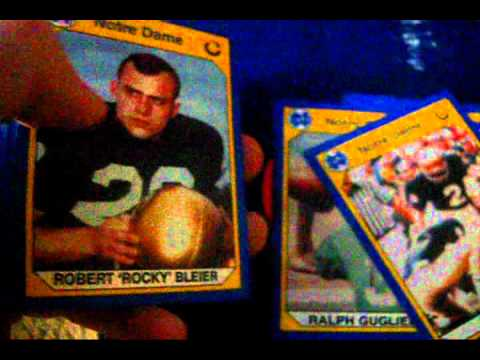 notre-dame-football-cards-for-sale