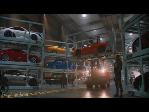 Fast and furious 8 tamil sopanasundari scene.....