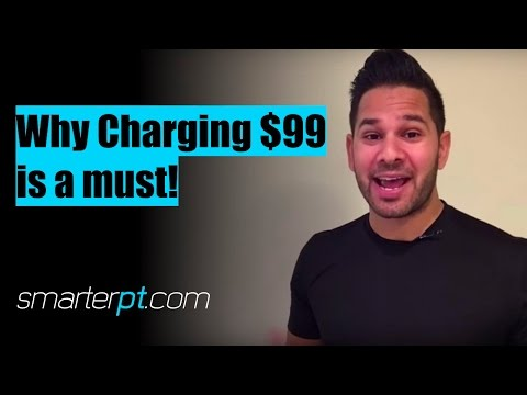Why Charing $99 For PT Is A Must - How Much Personal Trainers Should Charge - PT Sales - 6-1
