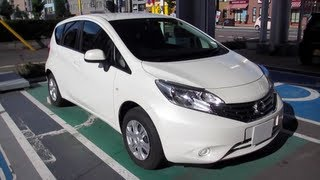 2013 NISSAN NOTE X-DIGS - Exterior & Interior