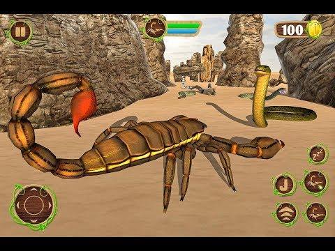 🦂Venom Scorpion Vs🐍 Cobra Snake