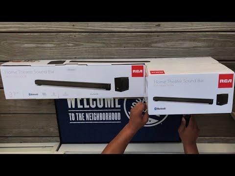 How to hook up rca bluetooth soundbar to tv