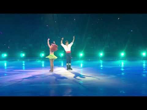 KISS THE GIRL, Disney on Ice