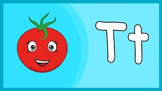 letter sounds for kindergarten letter t song nursery rhymes learn the english alphabet