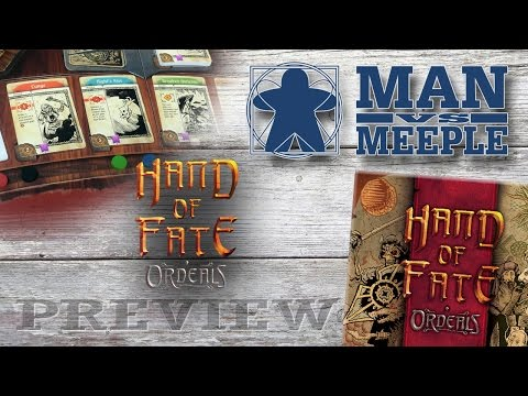 I play MANOS: The Hands of Fate (PC)