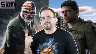 News Wave! - PayDay 2 On Switch Gets New Details And More Layoffs Hit The Gaming World