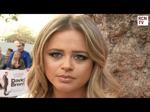 Emily Atack  David Brent Life On The Road Premiere