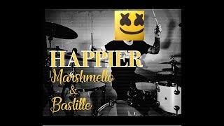 Baixar HAPPIER - Marshmello, Bastille [Drum Cover]