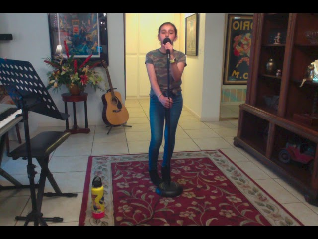 STRENGTHENING BREATH SUPPORT & CONTROL WHILE SINGING