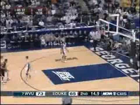 Gerald Henderson takes a seat